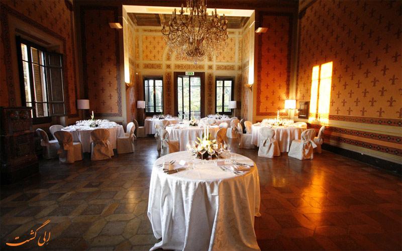 امکانات تفریحی هتل ویلا پیتیانا فلورانس - رستوران