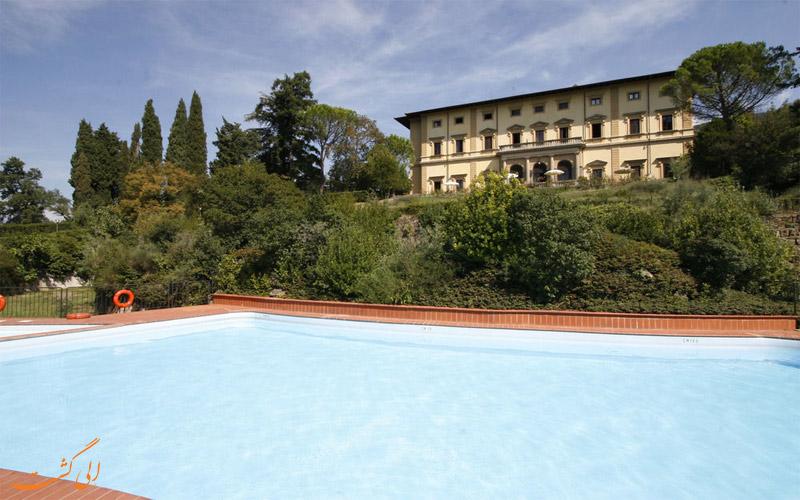 امکانات تفریحی هتل ویلا پیتیانا فلورانس - استخر