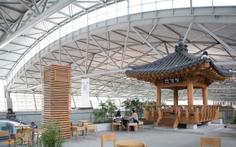 کافه های فرودگاه با طراحی اصیل کره ای