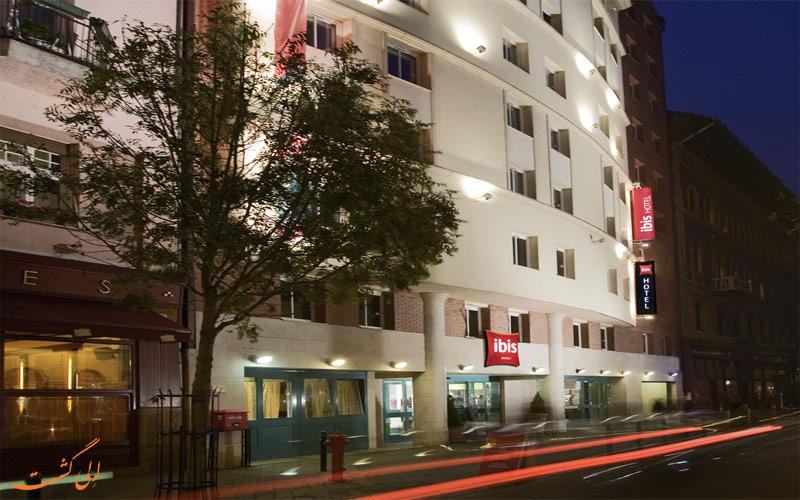 Ibis Budapest Centrum- eligasht.com روبروی هتل