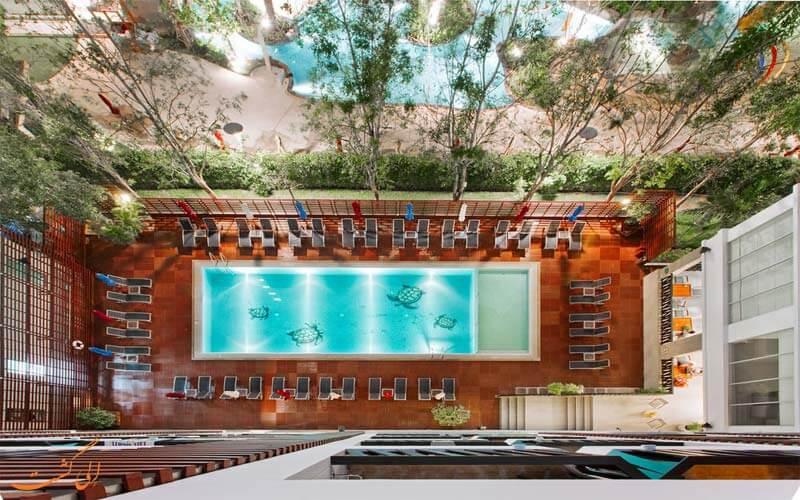 امکانات تفریحی هتل ایبیس پاتایا