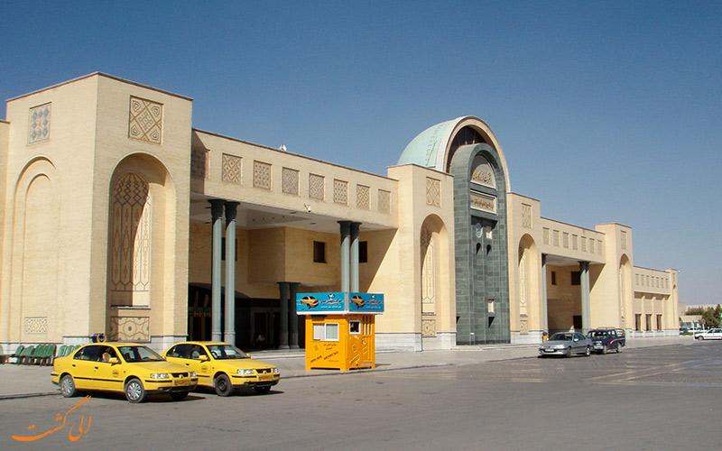 آشنایی با فرودگاه بین المللی شهید بهشتی اصفهان
