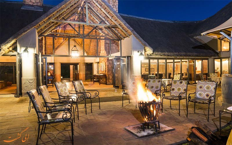 هتل آیوری تری گیم ژوهانسبورگ Ivory Tree Game Lodge