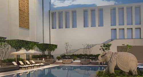 هتل ماریوت جیپور در هند