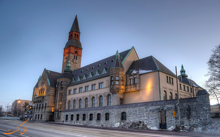موزهی ملی فنلاند