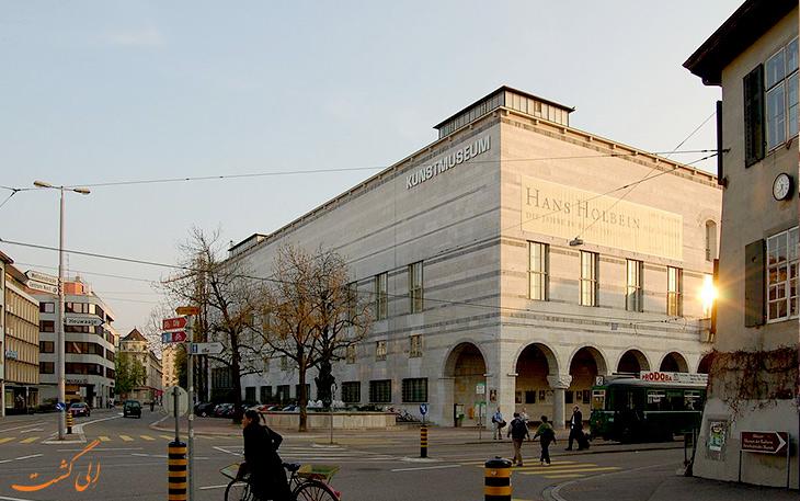 موزه هنر شهر برن
