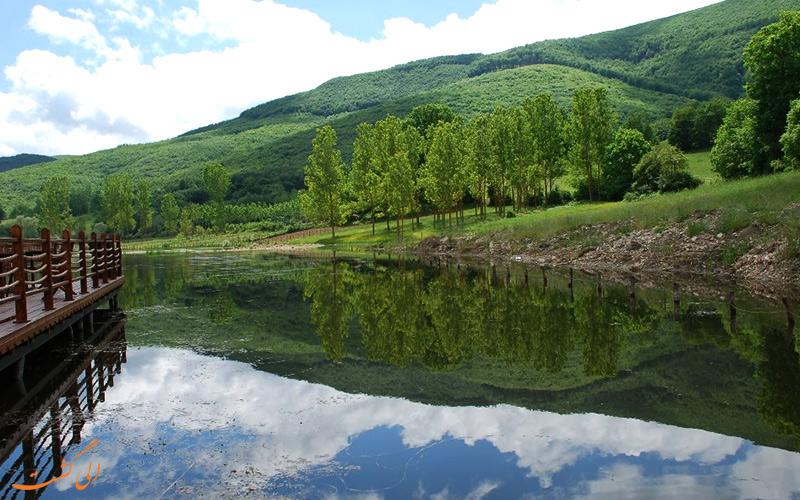 دریاچه لادیک