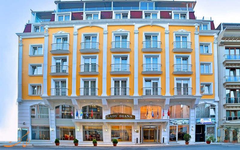 هتل لیدی دیانا استانبول