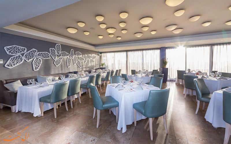 امکانات تفریحی هتل لاگون بیچ کیپ تاون- رستوران