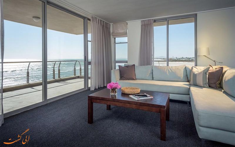 امکانات اتاق های هتل لاگون بیچ کیپ تاون