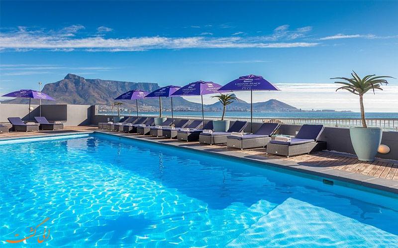 امکانات تفریحی هتل لاگون بیچ کیپ تاون- استخر