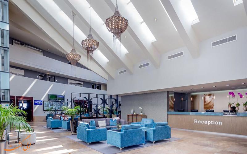 خدمات رفاهی هتل لاگون بیچ کیپ تاون-پذیرش