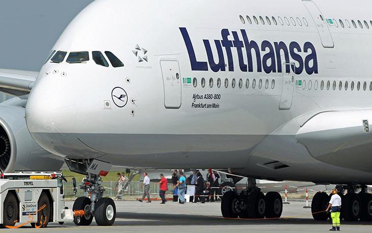 مقررات میزان بار مجاز هواپیمایی لوفت هانزا