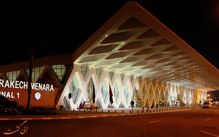 فرودگاه منارا در مراکش
