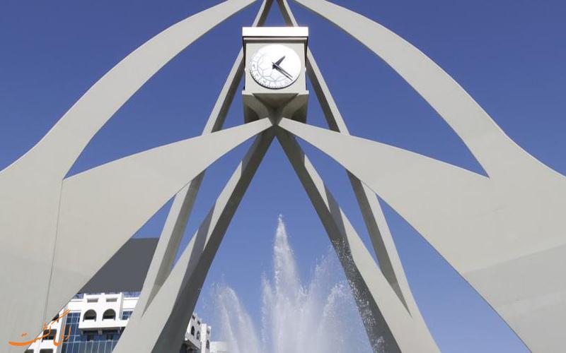 Mayfair Hotel- برج ساعت