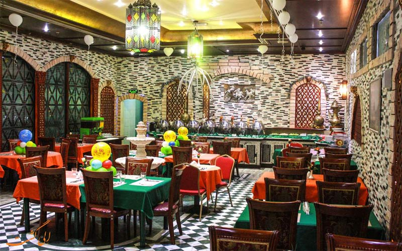 Mayfair Hotel- رستوران