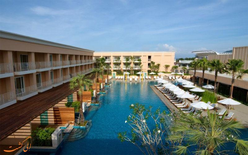 Millennium Resort Patong Phuket- eligasht.com بیرون هتل و استخر