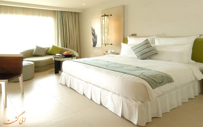 انواع اتاق های هتل میلنیوم پوکت