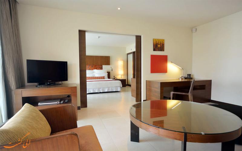 امکانات اتاق های هتل میلنیوم پوکت