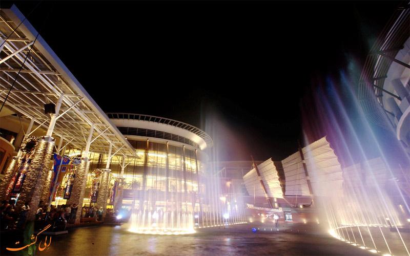Millennium Resort Patong Phuket- eligasht.com فواره های بیرونی