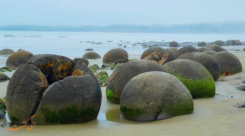 سنگ های موراکی
