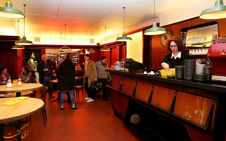 قهوه فروشی موکامون