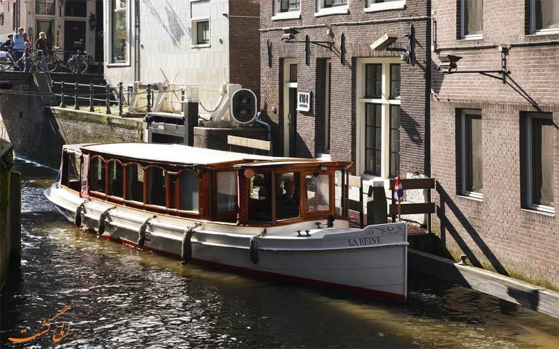 NH Collection Amsterdam Barbizon Palace- eligasht.com کانال ها