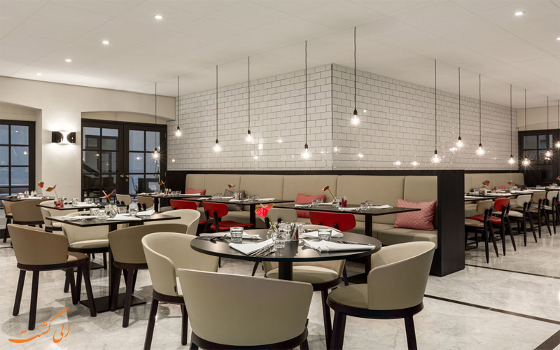 امکانات تفریحی هتل ان اچ کالکشن آمستردام- رستوران