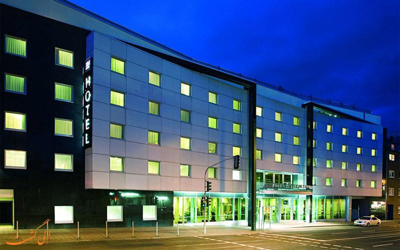 NH Dusseldorf City Nord- eligasht.com شب هتل
