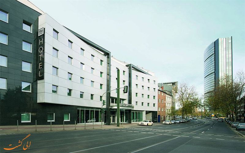 NH Dusseldorf City Nord- ELigasht.com بیرون هتل