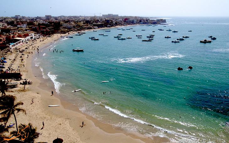 جزیره نگور داکار