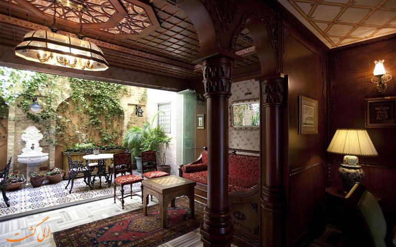 هتل نیلز استانبول