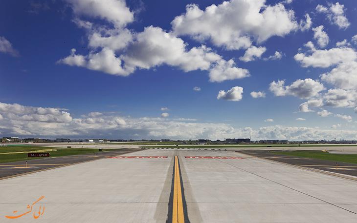 مشخصات باند فرودگاه
