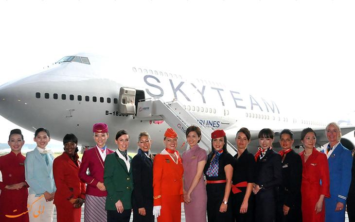 اتحاد هواپیمایی اسکای تیم