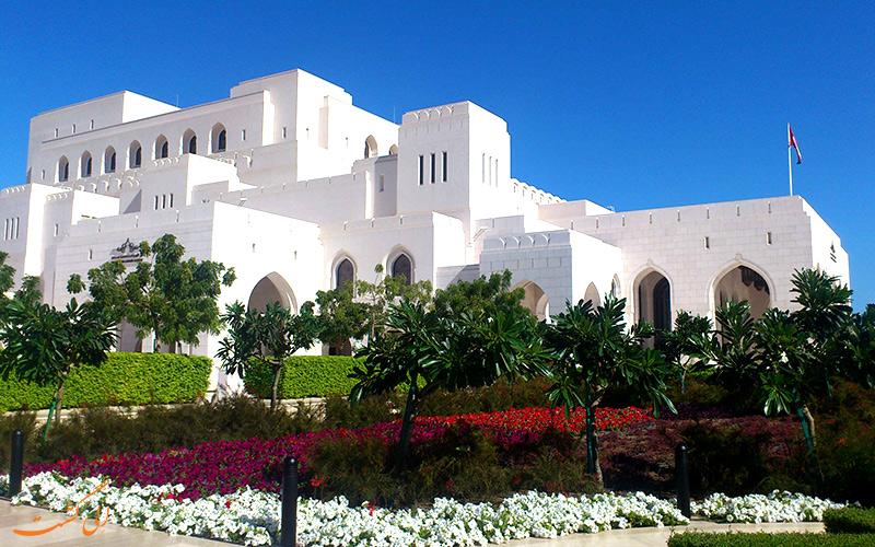 موزه عمان و فرانسه