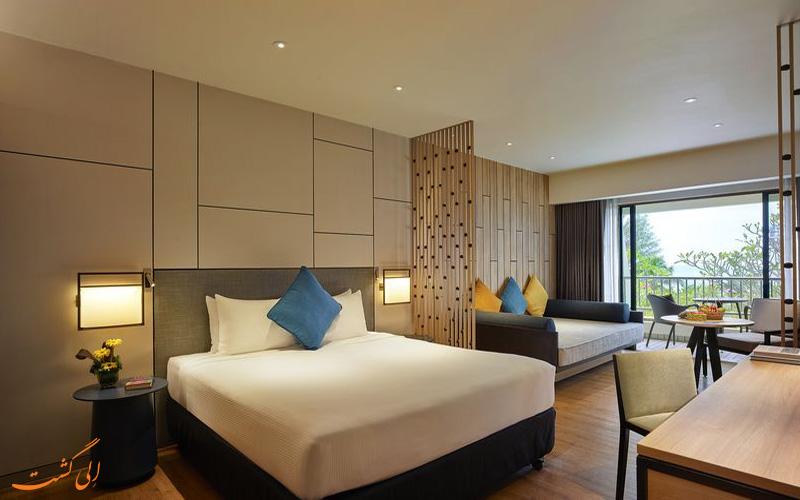 امکانات اتاق های هتل پارک رویال پنانگ