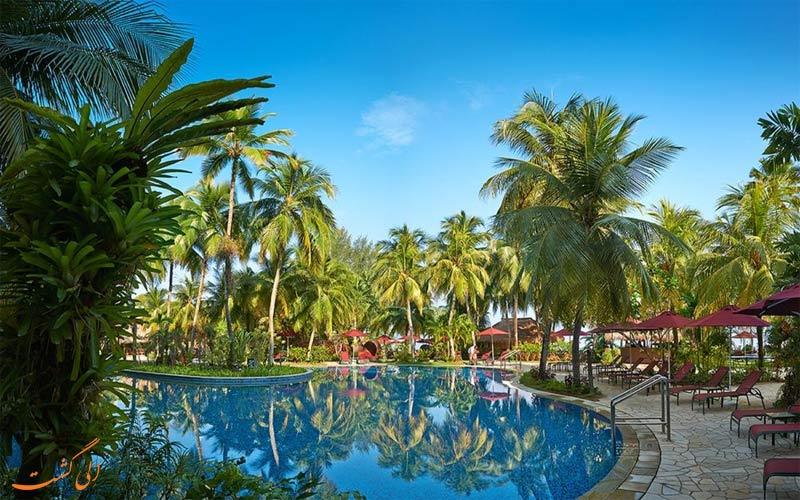 امکانات تفریحی هتل پارک رویال پنانگ