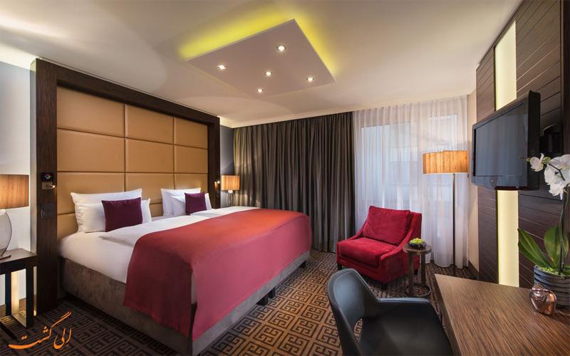 انواع اتاق های هتل پالاس برلین