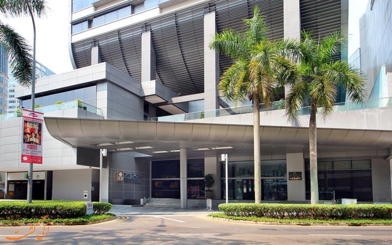 هتل پن پاسیفیک سامرست سنگاپور Pan Pacific Singapore Service Suites