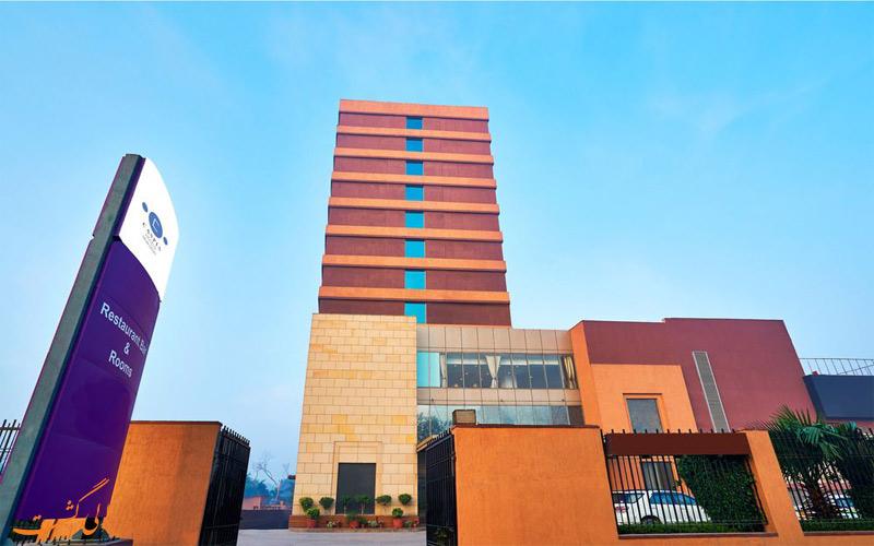 هتل کسپیا دهلی Caspia Hotel - New Delhi