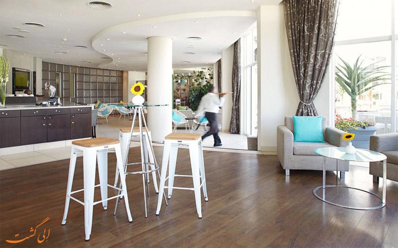 خدمات رفاهی هتل پرزیدنت کیپ تاون - پذیرش