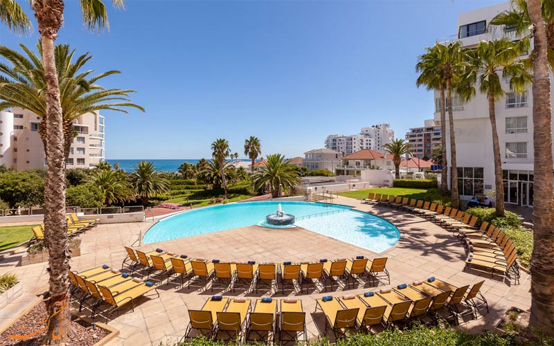 امکانات تفریحی هتل پرزیدنت کیپ تاون