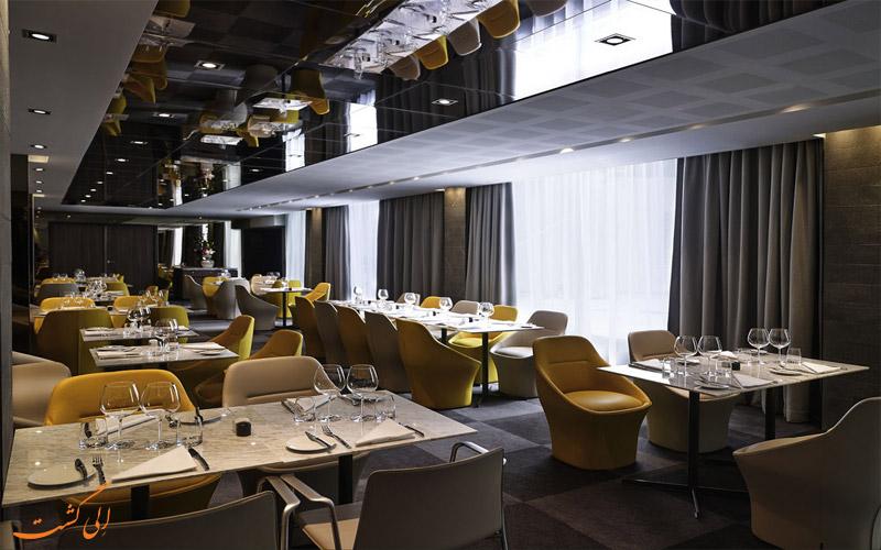 امکانات تفریحی هتل پولمن پاریس - رستوران