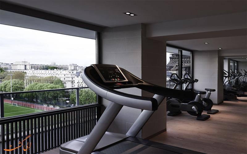 امکانات تفریحی هتل پولمن پاریس