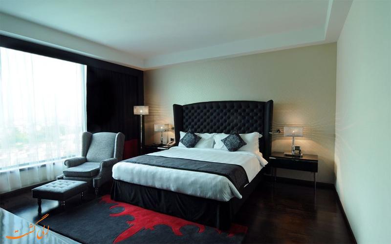 امکانات اتاق های هتل رادیسون بلو پاچیم ویهار دهلی نو