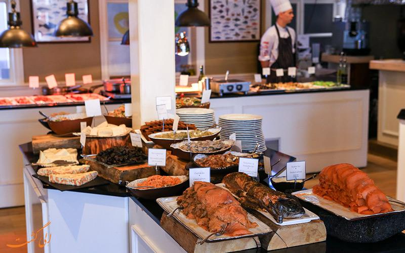 رستوران های ایسلندی