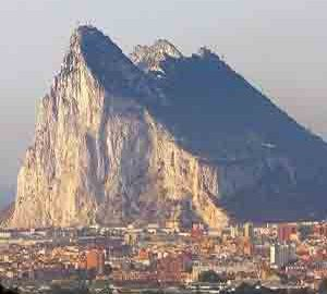 صخره های جبل الطارق