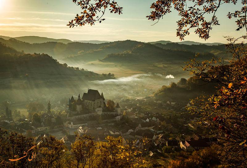 دیدنی ترین طبیعت های جهان | رومانی