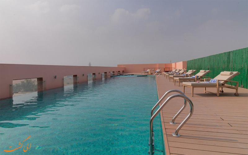 امکانات تفریحی هتل رویال ارکید جیپور