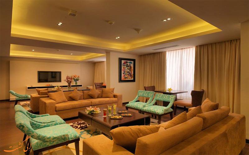 خدمات رفاهی هتل رویال ارکید جیپور